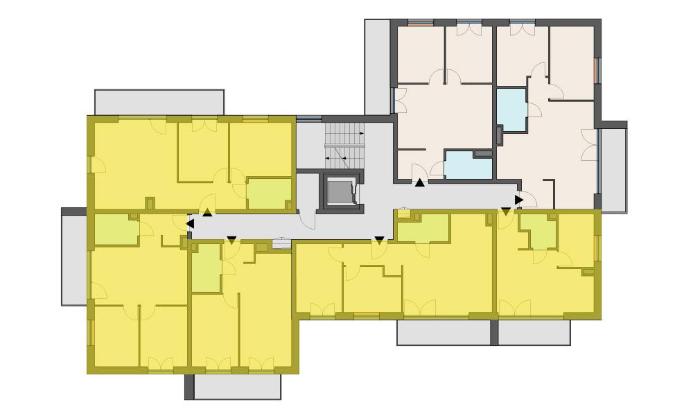Etap 2 – 3 piętro