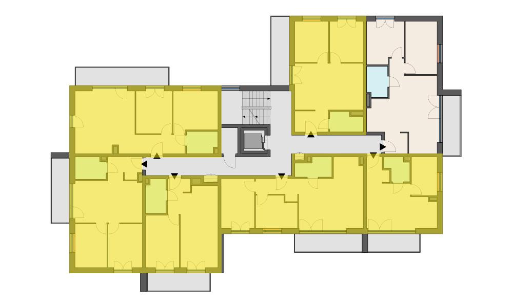 Etap 2 – 1 Piętro