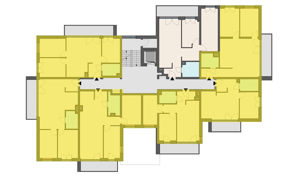 Etap 1 – 2 piętro