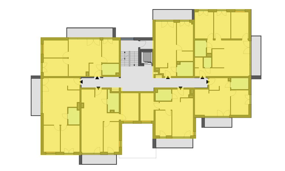 Etap 1 – 3 piętro