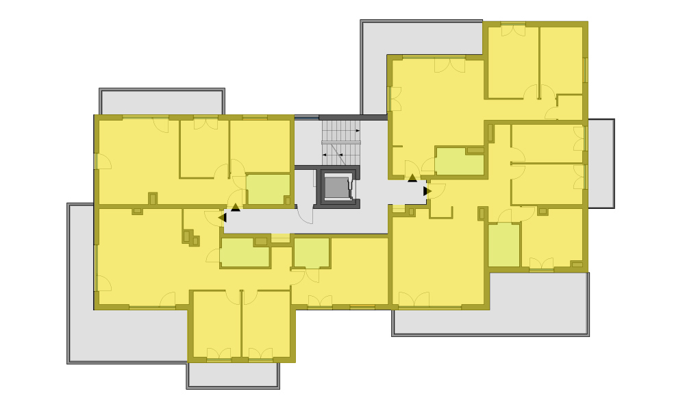 Etap 2 – 4 Piętro