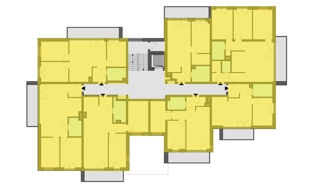 Etap 1 – 1 Piętro